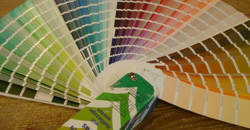 Farben Verkauf, Farbentreffpunkt Viehofen, Hersteller Farben